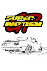 超级沃顿大奖赛Super Woden GP免安装绿色中文版