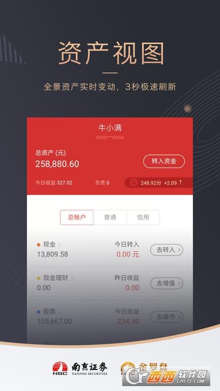 南京证券金罗盘 V6.02.018官方最新版