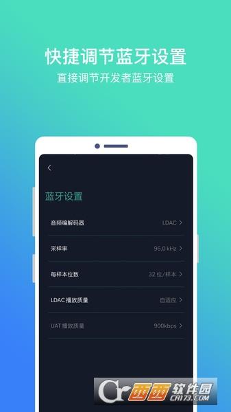 HiBy Blue(开发者蓝牙设置) V1.72a安卓版